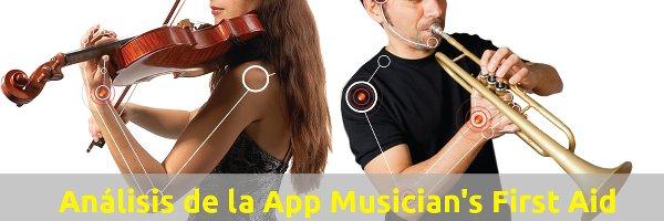 Análisis Análisis de la App Musician´s First Aid